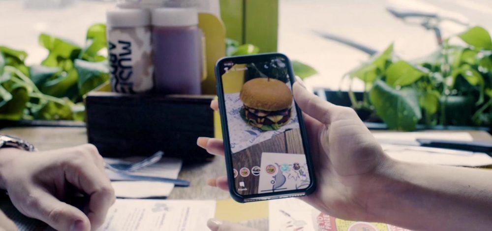 Bareburger Snapchat Filter
